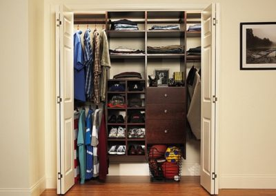 Closets, Garages, Laundry Rooms