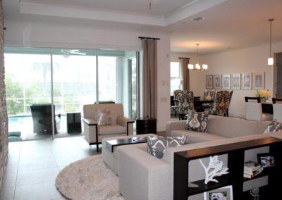 Sandstar Remodeling - Living Room