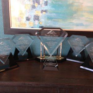 2017 Parade of Homes Awards for Arthur Rutenberg Homes