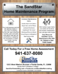 """SandStar added another new division to their family: """"The SandStar Home Maintenance Program."""""""