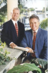 Picture of Jim and Larry in 2006.