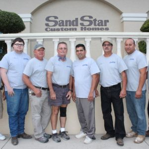 SandStar' Construction Technicians
