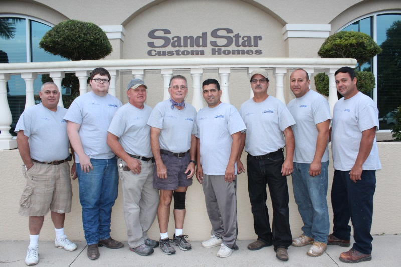 SandStar' Construction Technicians