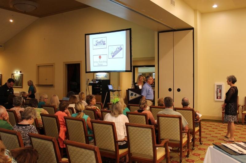 SandStar Presentation at the Isles Yacht Club on March 17, 2016