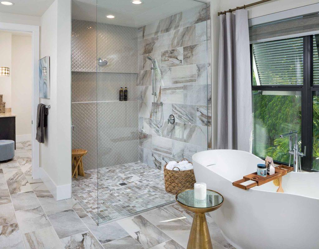 The Regatta Master Bath