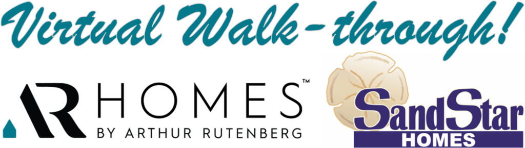 Virtual Walk-through of New AR Homes/SandStar Home!