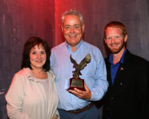 President Jim Sanders Wins CDBIA Award!