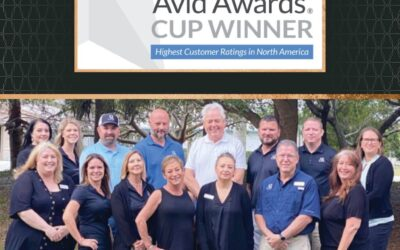 AR Homes/SandStar Homes Wins 2021 Avid Cup Award – Second Year in a Row!