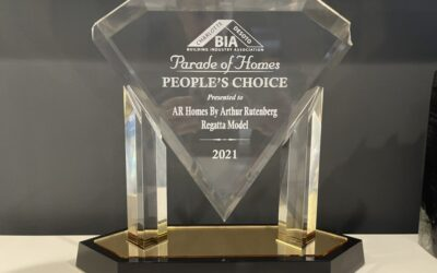 The Regatta Wins 2021 People's Choice Award During SWFL Parade of Homes!